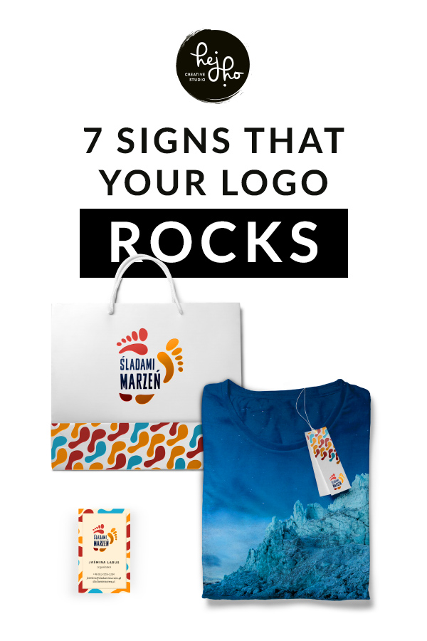 7 SIGNS THAT YOUR LOGO-TO-BE ROCKS